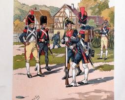 Artillerie Garde Impériale 1er Empire