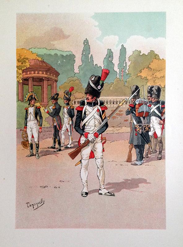 Chasseurs de la Garde 1er Empire