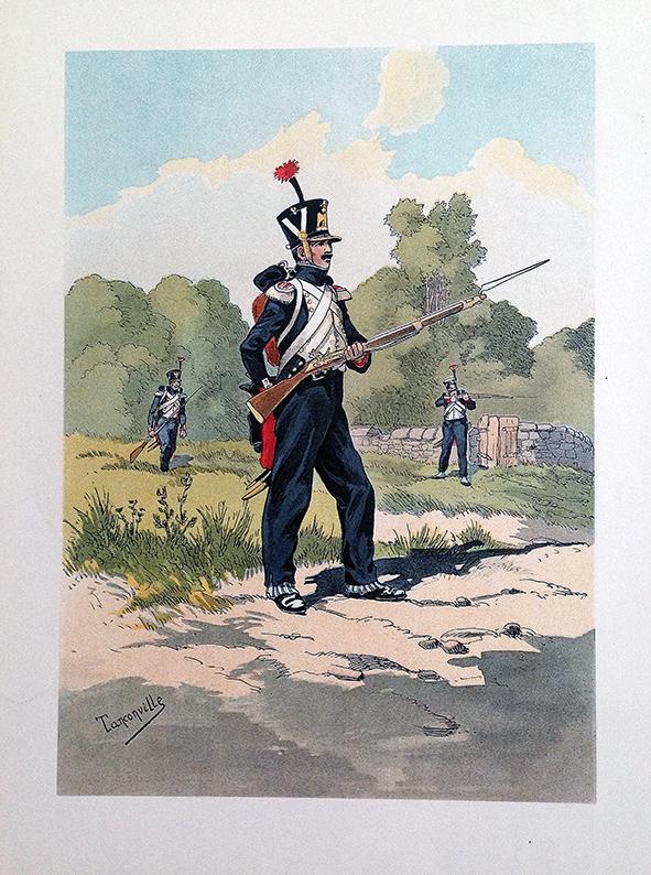 Grenadiers Garde 1er Empire