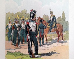 Grenadiers et Voltigeurs de La Garde 2nd Empire