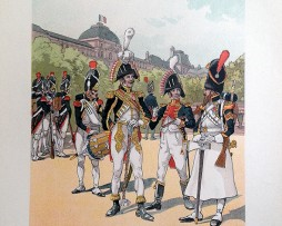 Grenadier Garde 1er Empire