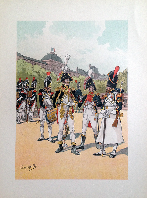 Grenadier Garde 1er Empire