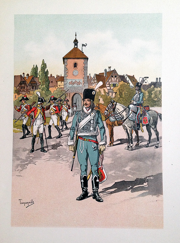 Hussards de Bercheny