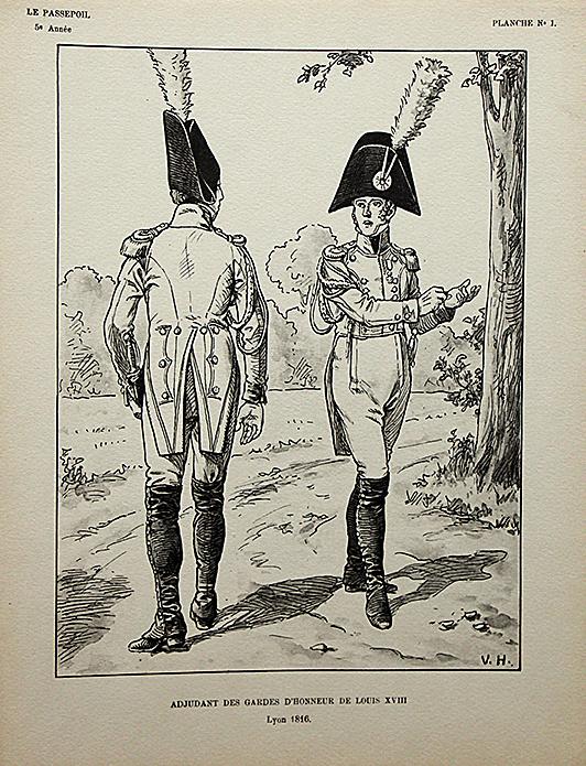 Garde d'Honneur de Louis XVIII