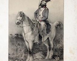 Colonel d'infanterie 1794