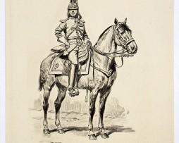 Garde Républicaine Cavalier
