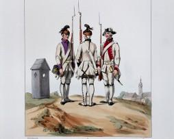 Infanterie Française Louis XV