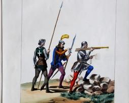 Infanterie Louis XI