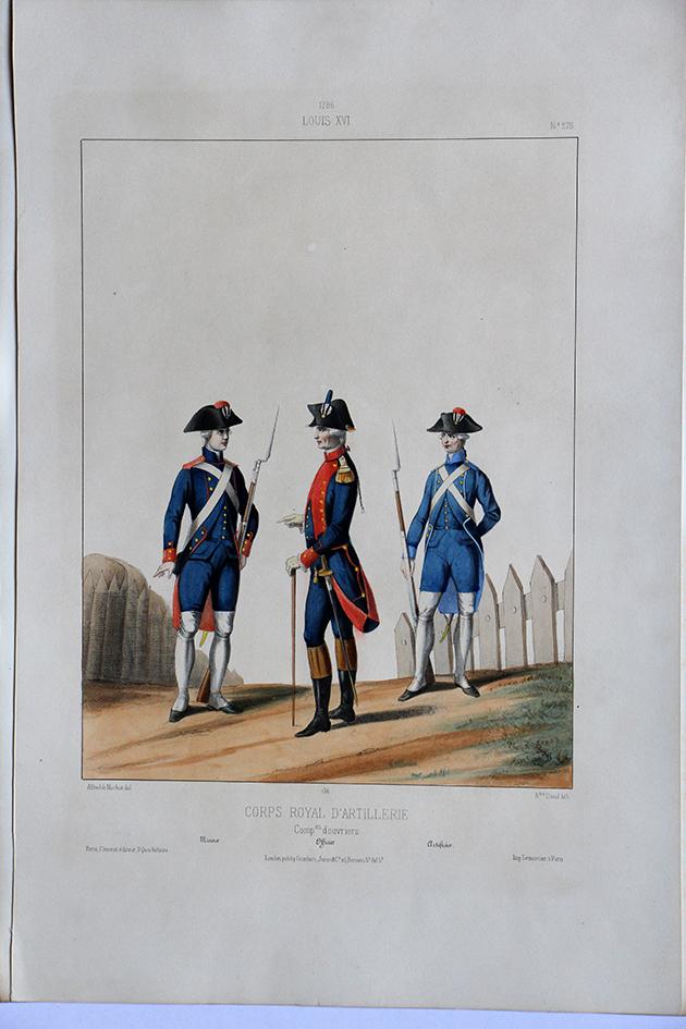 Corps Royal d'Artillerie