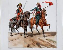 Volontaires du marechal de saxe