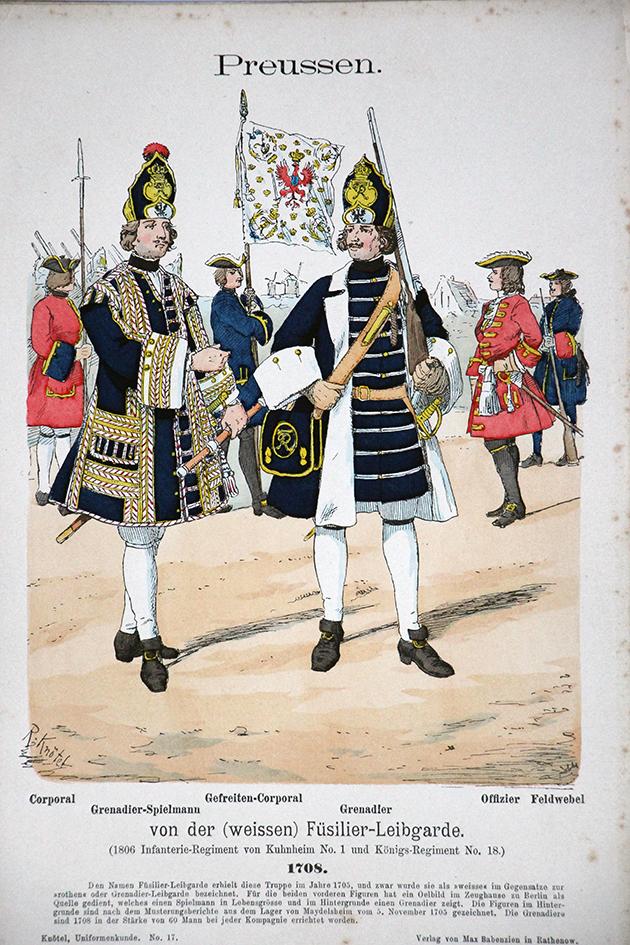 Preussen 1708