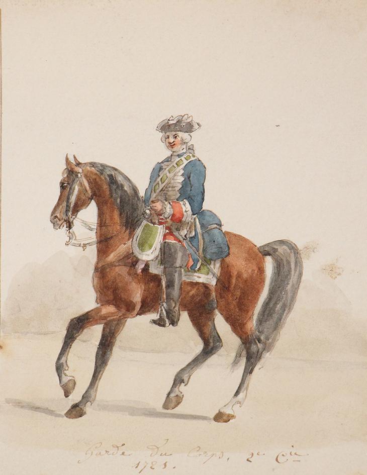 Gendarme et Garde du Corps