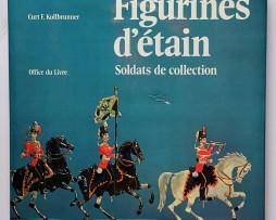 Figurines d'Etain Soldat en plomb