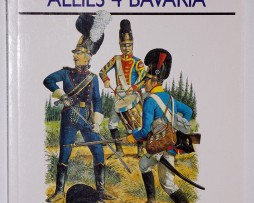 Napoleon's German Allies Bavaria - Men at Arms 106 - Osprey