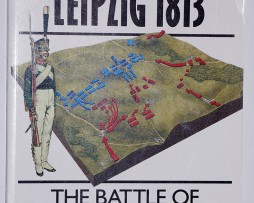 La bataille de Leipzig 1813 - Campaign Series n° 25 - Osprey