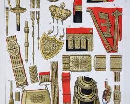 Gendarmes de la Garde du Roi - Histoire de la Maison Militaires du Roi 1814/1830 - Eugène Titeux