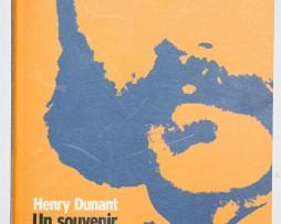 Un souvenir de Solferino - Henri Dunant
