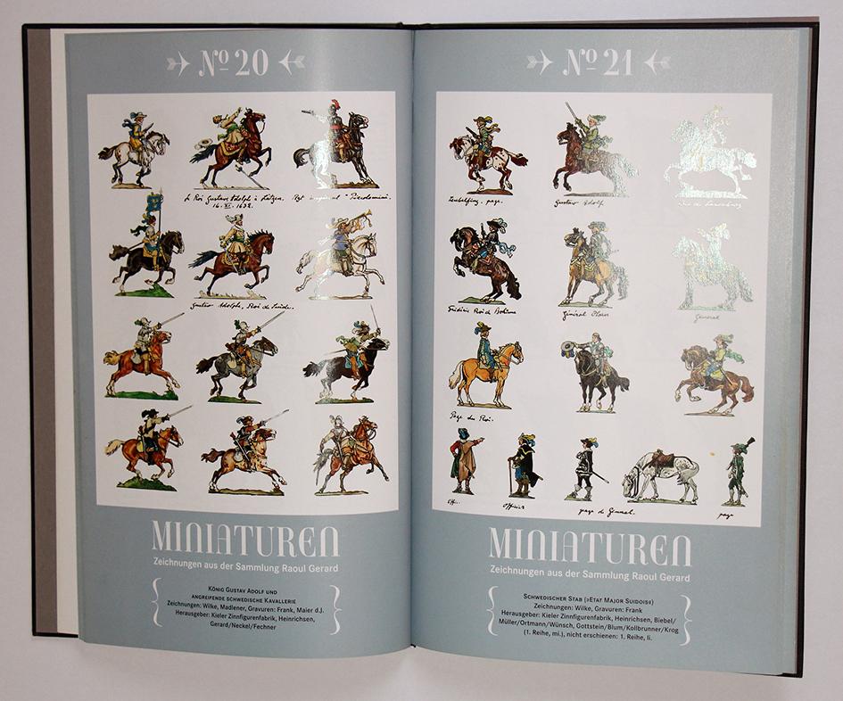 Miniaturen - Zeichnungen aus des Sammlung Raoul Gerard - Teil III - Edition Krannich 2005
