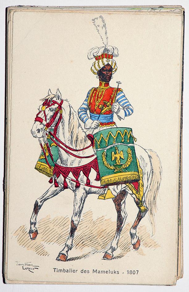Timbalier des Mameluks - 1807 - Pierre Albert Leroux