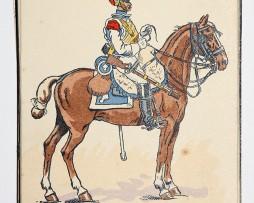 Carabinier - 1809 - Pierre Albert Leroux