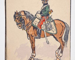 Garde d'Honneur - 1814 - Pierre Albert Leroux