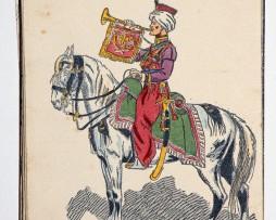 Mamelucks - 1806 - Pierre Albert Leroux