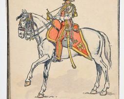 Chevaux Légers Lanciers - 1812 - Pierre Albert Leroux