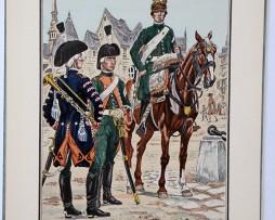 Le passepoil année 1922/4 - Bucquoy - Uniformes Armée Française