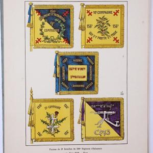 Le passepoil année 1922/3 - Bucquoy - Uniformes Armée Française