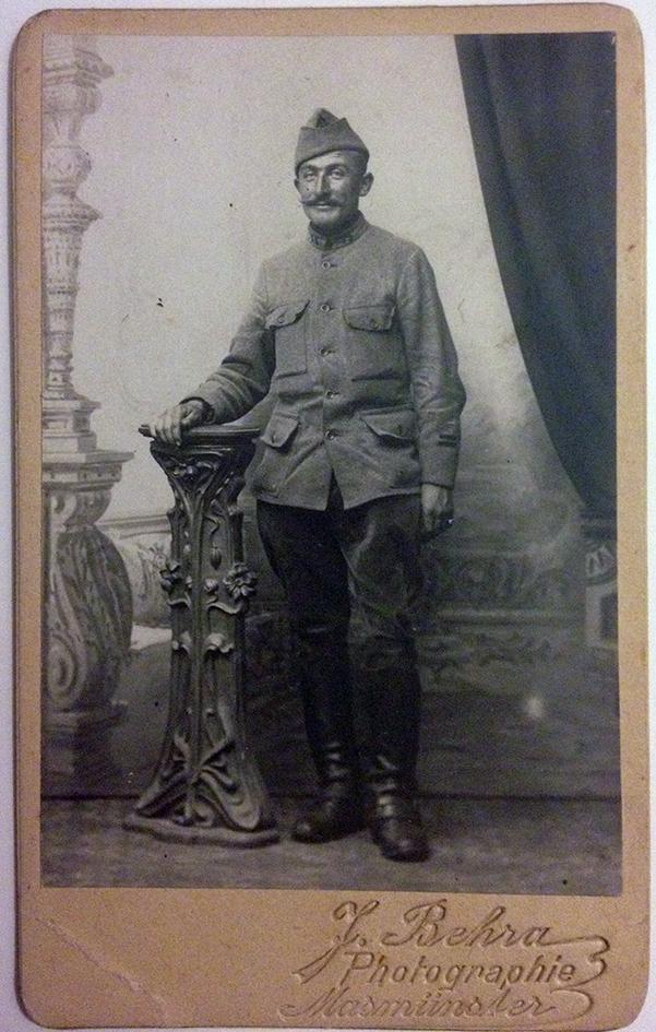 Cavalier Uniforme 1er Guerre Mondiale