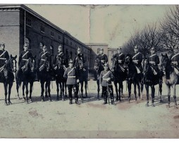 Cavalerie_prussienne 1er Guerre Mondiale