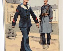 Marine matelot - 1938 - Maurice Toussaint