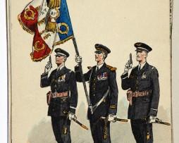 Drapeau d'escadre - 1938 - Maurice Toussaint