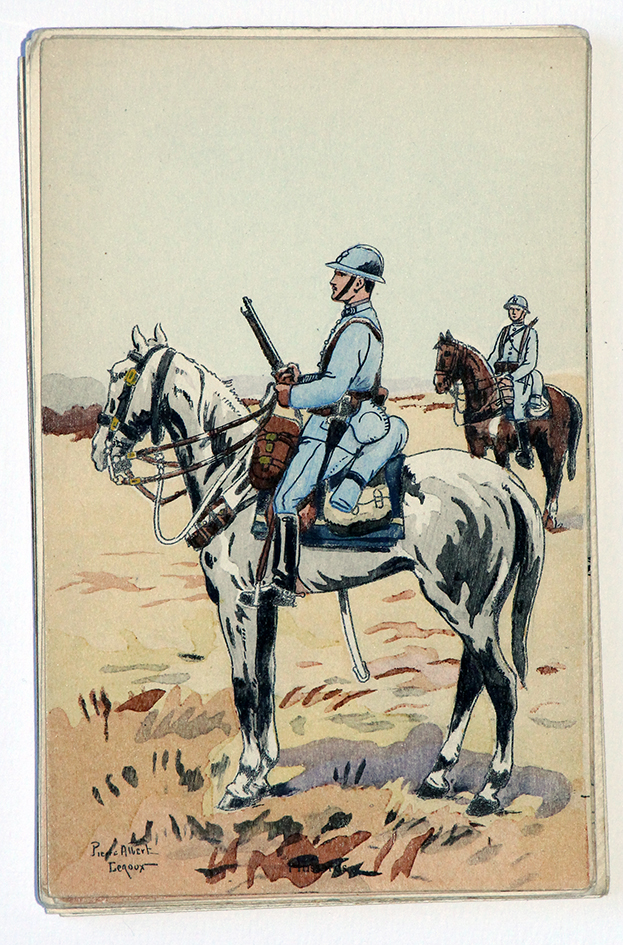 Cavalier - 1918 - Pierre Albert Leroux