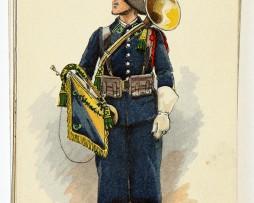 Clairon de Chasseurs Alpins 1939- Edmond Lajoux