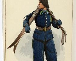 Eclaireur Skieur 1939- Edmond Lajoux