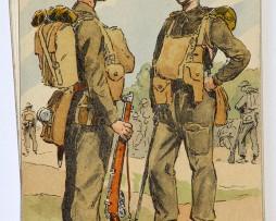 Armée Britannique Infanterie - 1939 - Maurice Toussaint