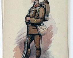 Armée Française Infanterie Coloniale 1939/45 - Edmond Lajoux