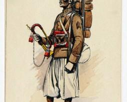 Armée Française Tirailleurs Marocains 1939/45 - Edmond Lajoux