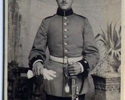 Soldat Prussien XIX photographie