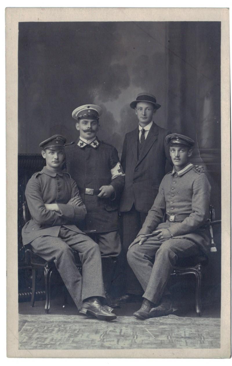 Groupe_soldat_allemand_guerre14
