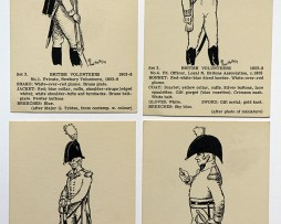 British Volunteers - René North - Paint your own - Uniforme 1807