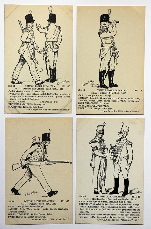British Light Infantry 1811