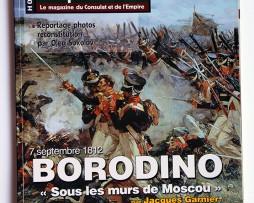 Hors Serie Napoleon 1er - Borodino 1812 - Sous les murs de Moscou