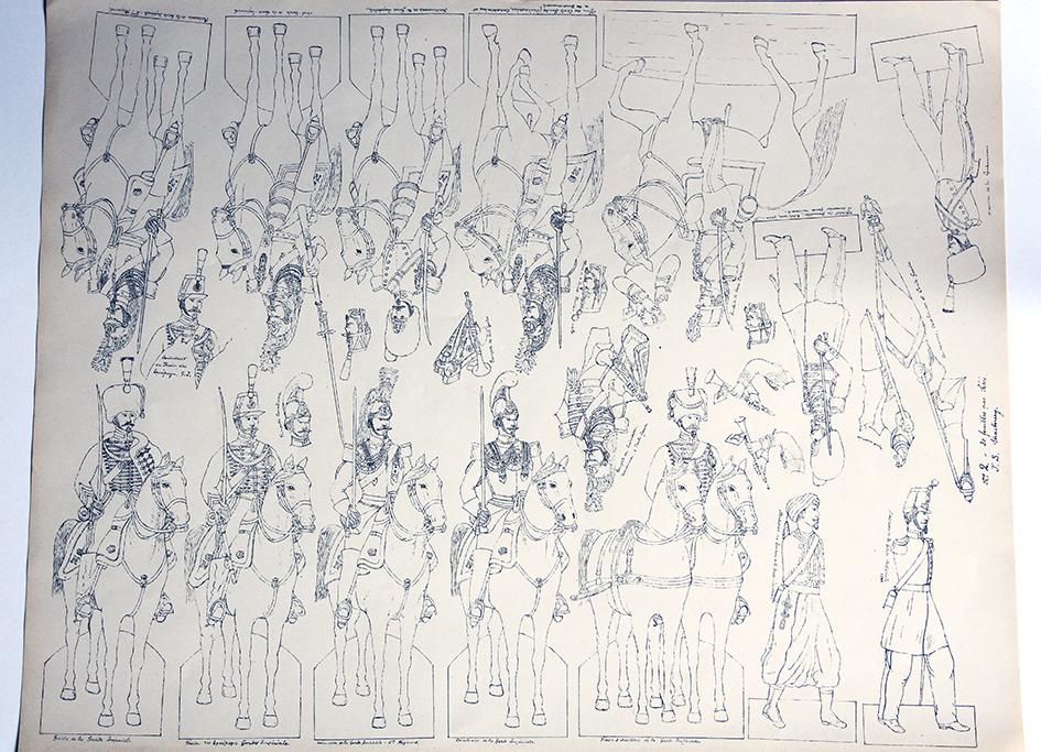 Jules Schneider Petits Soldats de Strasbourg