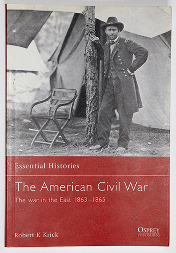 The american Civil War - Essential Histories - Osprey