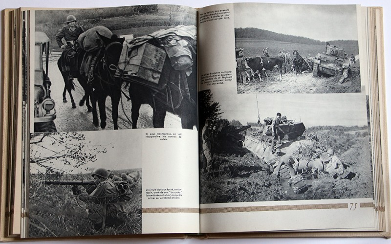 L'armée française dans la guerre.