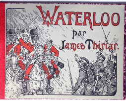 WATERLOO -1815 - par James THIRIAR