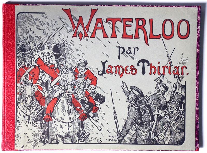 WATERLOO -1815 - par James THIRIAR