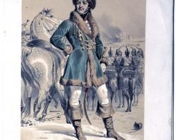 Les dignitaires du 1er Empire par Philippoteaux - Murat - Lannes - Junot - Carnot - Soult